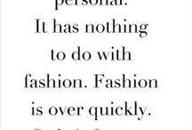 Fashion I love