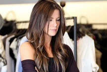 Long Hair Styles / Beautiful hairstyles for long hair. #Ombre #Brunette #Blonde / by Mary Bonomo