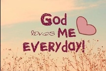 JESUS KNOWS ME, THIS I LOVE  / by Kimberly Is God's Girl