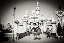Disneyland / The Happiest Place on Earth / by Elizabeth Hall Conley / Violently Happy