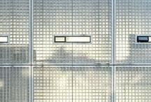 architecture . glass / by Julia Dandebo