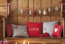 Festive: Christmas & New Years  / Christmas décor, craft & diy ideas, recipes, cozy scenes