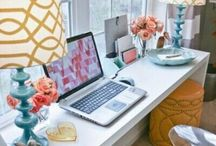 Craft & Home Office / Goal: Small space, major functionality