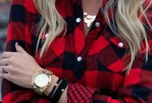 Buffalo Check / Mad for Buffalo Plaid