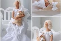 Art dolls / Every girl's dream dolls and more dolls, love them all!