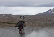Adventure / Explore your world on the saddle of a bike. When you get to a fork in the road, take it.