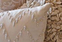 Pretty pillows & cushions