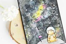 My card making: Mama Elephant