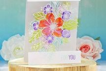 My card making: Concord & 9th