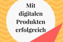 Mit digitalen Produkten erfolgreich - Gruppenboard / Lust auf Pinnen und Repinnen deiner digitalen Produkte? Neugierig auf Tipps und Tricks? Dann melde dich und mach mit!