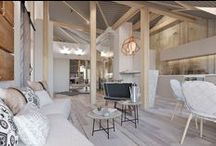 interiors that inspire / by Jenna Franklin-Hofstee