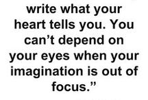 Writing: Inspiration and Ideas / Web goodness that informs me, inspires me, and makes me a better writer (I hope).