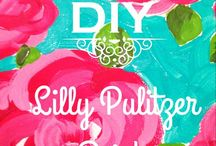 Lilly Pulitzer DIY / by The Pink Pelican