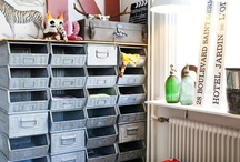 DIY crafts - organize / by EB