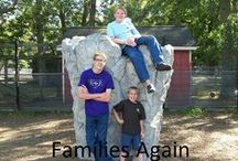 My Blog - Families Again / This is a board containing posts from and about my blog Families Again