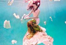 Style - Underwater Theme / Pin by Mirror Shen ( www.mirrorshen.com )