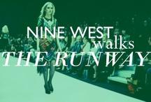 Nine West Walks the Runway