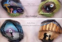 Make-Up Magic / ~Awesome Make-Up and tips that only magic could do~ / by Sarah Dalton