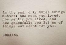 Words & Wisdom / by Candice Abraham