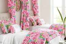 Create a Colorful Home / Make your home bright with your favorite Lilly Pulitzer prints!  / by The Pink Pelican