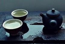 """Té / """"I say let the world go to hell, but I should always have my tea.""""  ― Fyodor Dostoyevsky."""