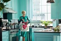 kitchens / by Jenna Franklin-Hofstee