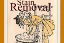 Cleaning & Household Recipes & Tips