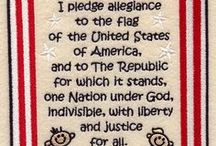 ~ My country under my God. ~