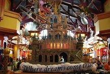 Downtown Disney ~ Disney World / Downtown Disney is full of fun and adventure!!! / by Sarah Dalton