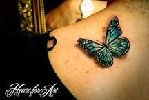 wow effect / tattoo's which have that effect on me