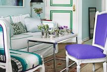 Color Boards / Surprising color combinations