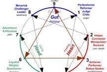 Personality types /MBTI / Enneagram