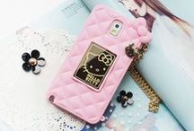 Cutest & Kawaii Hello Kitty Phone Cases / This board is dedicated to the cutest Japanese character around Hello Kitty! Phone cases featuring Hello Kitty will be regularly updated here! Kawaii!!!!