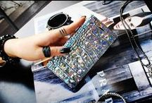 Crystal & Bling Phone Cases for Chic Women / Here, we'll feature the best bling phone cases & covers for all the chic & elegant ladies around the world!   A board for the Fashionista!