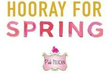 The Pink Pelican Spring '15 / Whats new in the store this spring!! / by The Pink Pelican