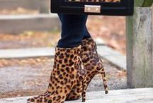 NEW Nine West Canada Leopard Shoe Collection / Leopard shoes. Leopard heels. Leopard loafers. Leopard booties. We're leopard crazy at Nine West Canada! Check out our new limited edition leopard collection styled by Canadian bloggers!