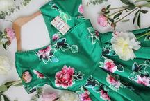 La Rosa Collection / Pretty clothes for nostalgic souls - in sizes 8-26. #vintagestyle #vintage