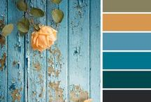 Colour Scheme / For Brand Design & Interior Design