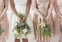 Blush & Rose Gold Vintage Wedding / Whether you're a wedding guest or part of the bridal party, we've got the perfect selection of vintage-inspired styles for any occasion. Maybe you're the blushing bride, a beautiful bridesmaid or simply sharing someone else's special day (or night!) – you'll find plenty of wedding-worthy styles in our latest edit.