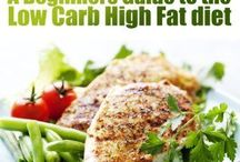 LCHF  / Banting - Our New Food Plan