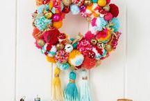 Weihnachten / Weihnachtsdeko ohne Kitsch! Weihnachtliche stylishe  Deko zum Selbermachen