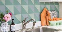 Ideen für Küche & Badezimmer