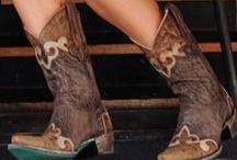 Crazy about  Boots! / by Regan Davis