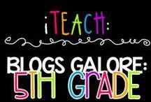 5th Grade: Blogs & Stuff