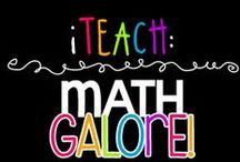 iTeach: Math GALORE!