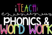 iTeach: Phonics & Word Work