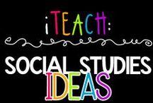 iTeach: Social Studies Ideas!