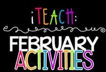 February Activities