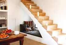 ¤ Staircases ¤ / by Callie Wohlwend