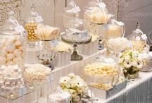 WEDDING | Sweetie Buffets/Dessert Tables